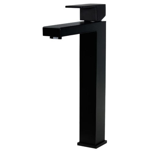 * Meir Square Tall Basin Mixer -Matte Black