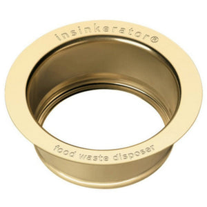 Insinkerator Sink Flange - French Gold