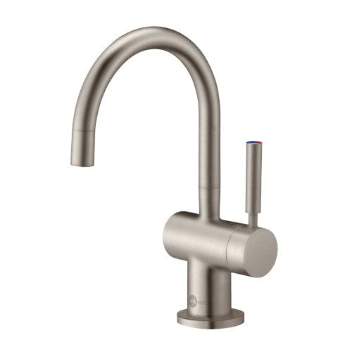 Insinkerator Brushed Steel Instant Hot and Cold Filtered Tap