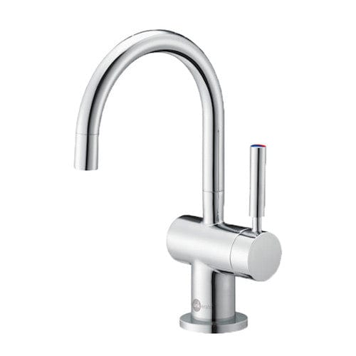 Insinkerator Chrome Instant Hot and Cold Filtered Tap