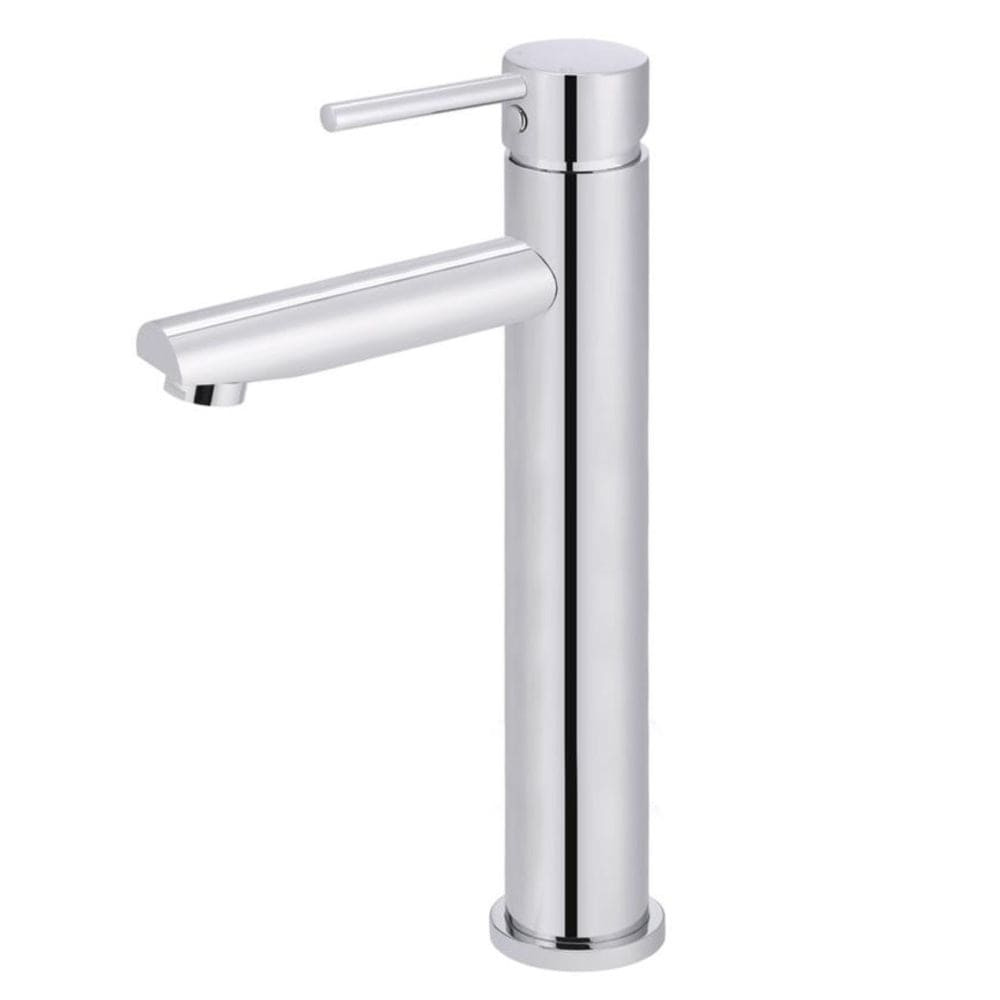 Meir Round Tall Basin Mixer - Chrome
