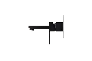 * Meir Combination Spout and Mixer #1 - Matte Black