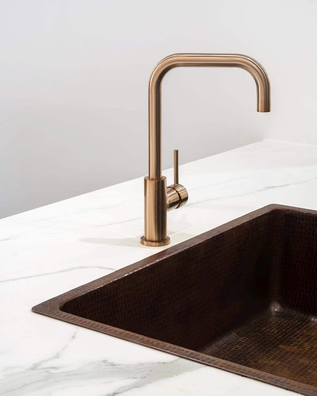 Brass Tapware Traditional Kitchen Mixer By Meir