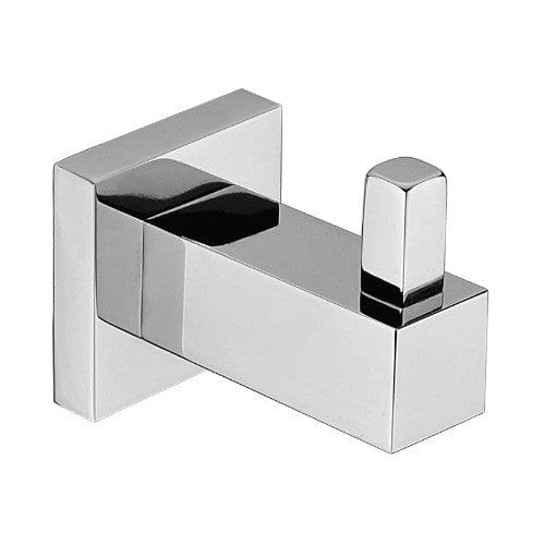* Meir Square Robe Hook - Chrome