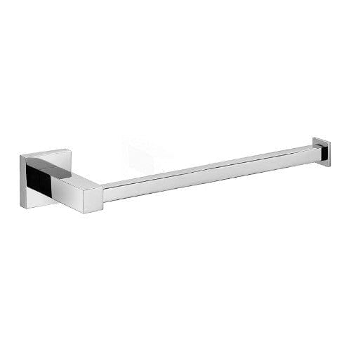 * Meir Square Hand Towel Rail - Chrome