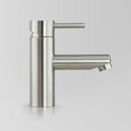 Astra Walker Icon Straight Basin Mixer | 316 Stainless Steel