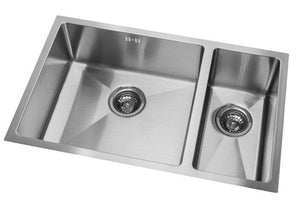 Mercer DV Lincoln Double Sink | 450 + 200mm