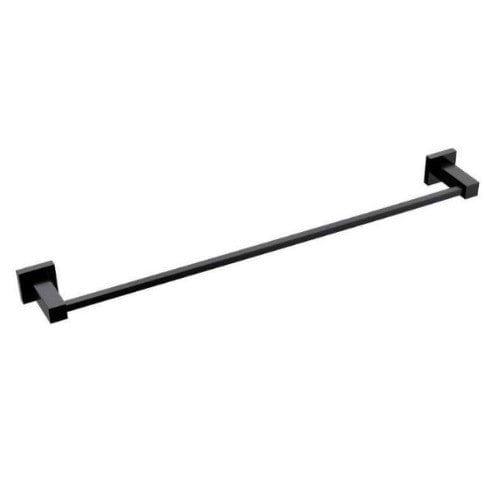 * Meir Single Towel Rail - Square