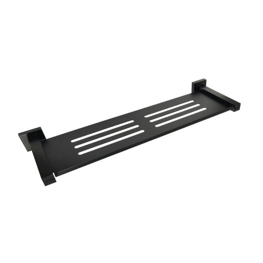 Meir Black Bathroom Shelf - the kitchen hub