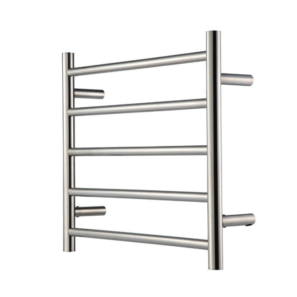 Heirloom Genesis 510 Heated Towel Ladder - Polished Stainless Steel