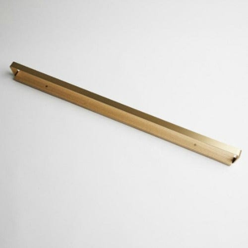 Wood Melbourne Josie Timber & Brass Hand Towel Rail