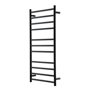 Heirloom Genesis 1220 Heated Towel Ladder - Black