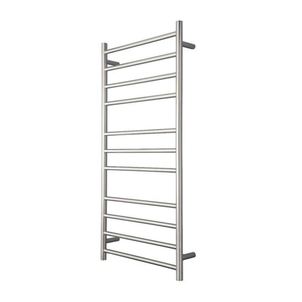 Genesis Heated Towel Rail - Stainless Steel - 1220 x 600mm - Heirloom