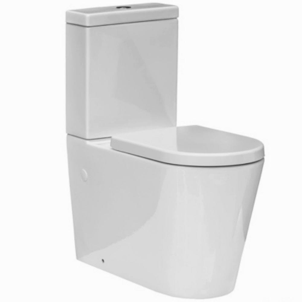 Evo Comfort Back To Wall Toilet Suite