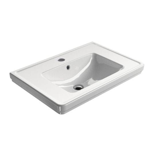 Astra Walker Rona 750 Wall Mounted/Pedestal Basin