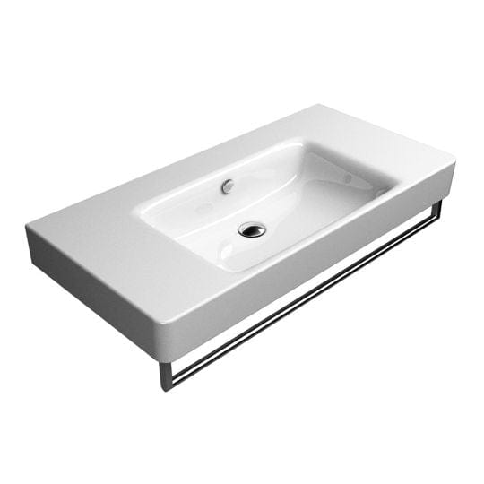 Astra Walker Sand 1000 Wall/Bench Mounted Basin