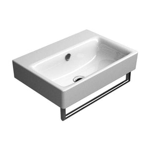 Astra Walker Sand 550 Wall/Bench Mounted Basin