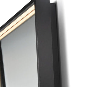 Frame 1200 LED Mirror with Shelf