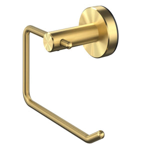 Methven Tūroa Toilet Paper Holder | Brushed Gold