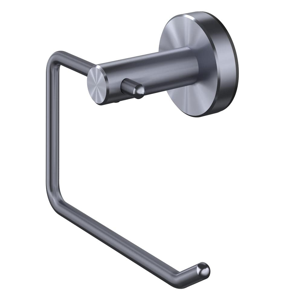 Methven Tūroa Toilet Paper Holder | Brushed Graphite