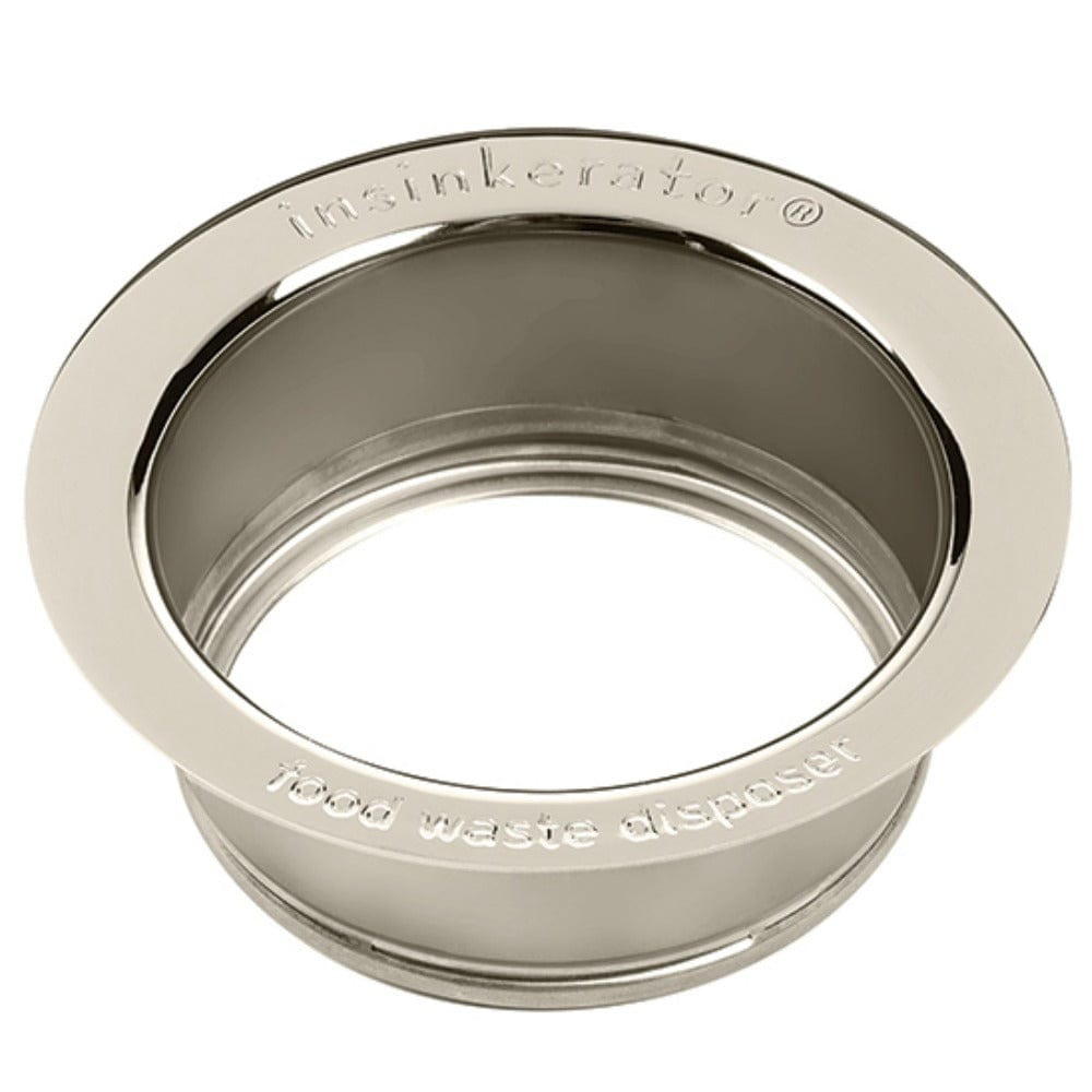 Insinkerator - Sink Flange (Polished Stainless Steel)