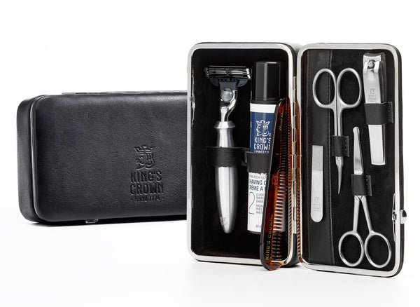 Solingen Made Grooming Set