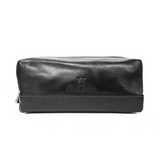 King's Crown Mini Leather Travel Bag