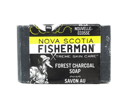 Nova Scotia Fisherman Soap Bar - Forest Charcoal