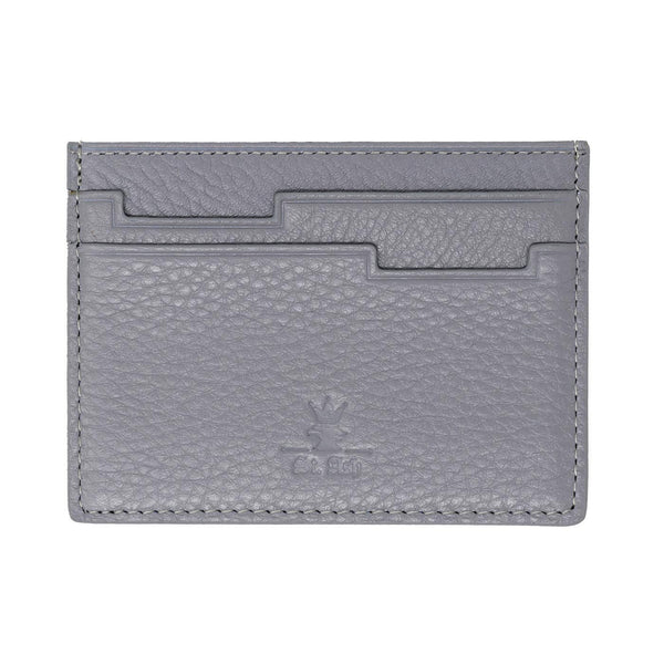 St. Ash Card Holder - Grey Plank