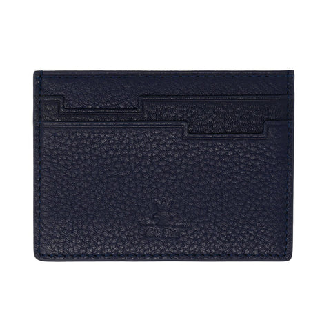 St. Ash Card Holder - Blue Color Available at King´s Crown, Toronto, Canada.