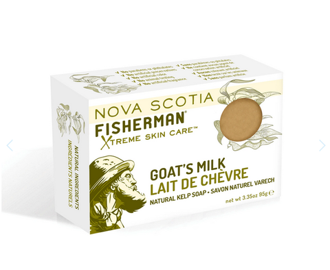 Nova Scotia Fisherman Soap Bar - Goat's Milk