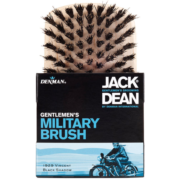 DENMAN Jack Dean Military Brush