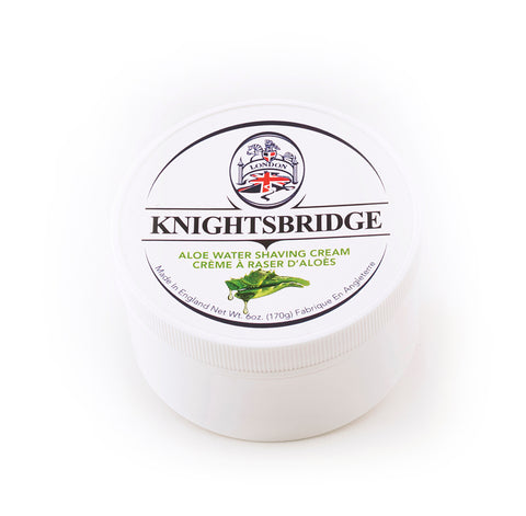 KNIGHTSBRIDE Aloe Water Shaving Cream