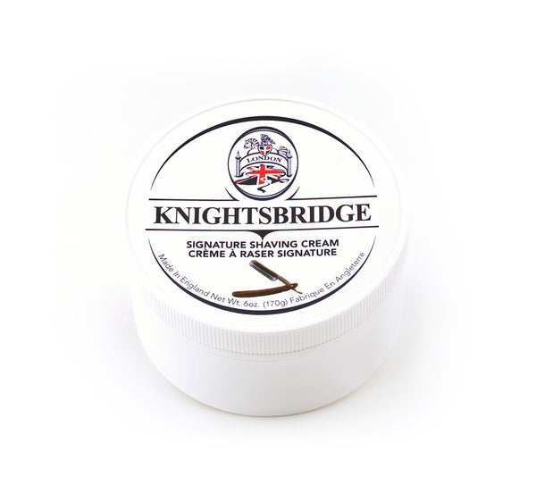 KNIGHTSBRIDGE Signature Shaving Cream
