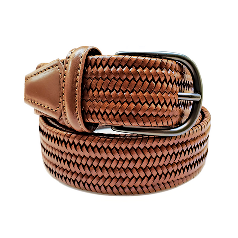 Anderson´s Belt - Camel Leather made in Italy. Available at King´s Crown, Toronto.