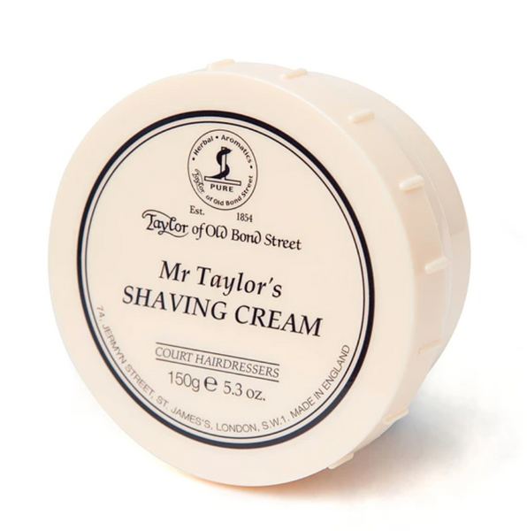 Taylor Of Old Bond Street - Mr. Taylor's Shaving Cream 150g