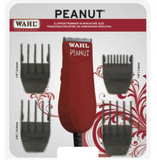 Whal Peanut Trimmer red with guards in package