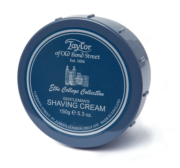 Taylor Of Old Bond Street - Eton College Shaving Cream 150g
