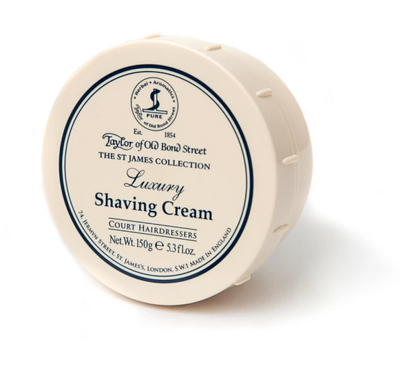 Taylor of Old Bond Street - St. James Shaving Cream 150g