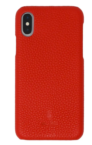 St. Ash The Breeze iPhone Cover Collection - Ruby Red