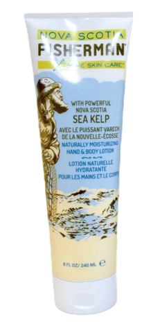 Nova Scotia Fisherman Hand and Body Lotion Moisturizer