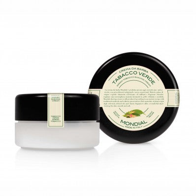 MONDIAL - Green Tobacco Shaving Cream