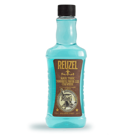 Reuzel Hair Tonic 350ml, multipurpose hair cleaner. Sold at King's Crown in Toronto, Canada.