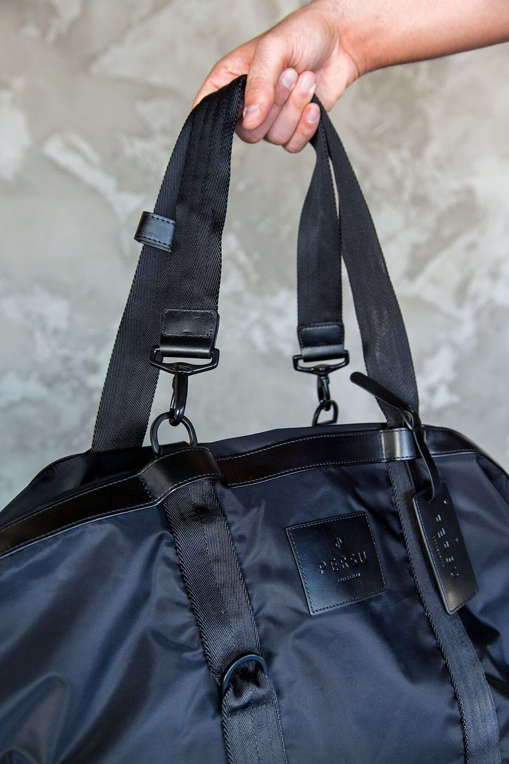 The Tom Bag - Black
