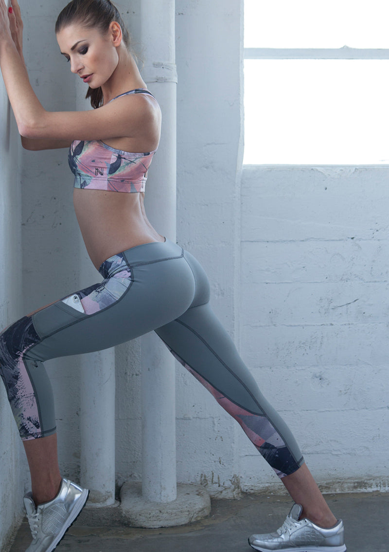 Fit Fashion Yoga Capris