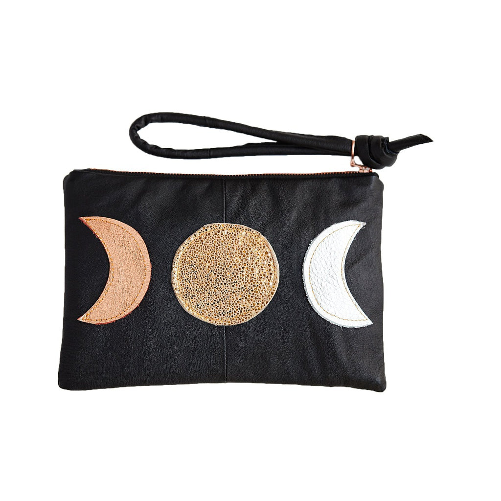 Moons Clutch Metallics
