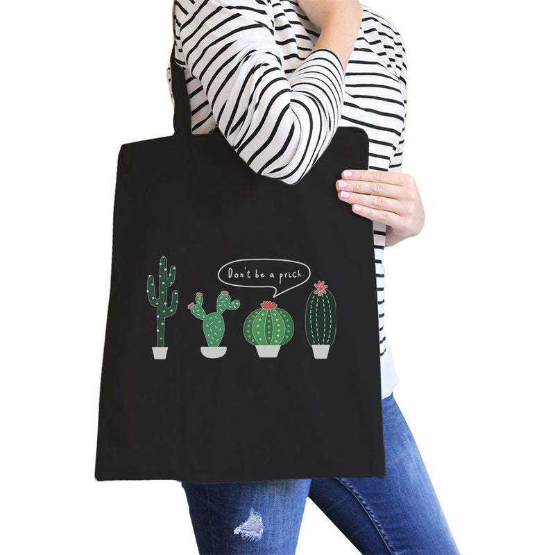 Canvas Shoulder Bag with graphic