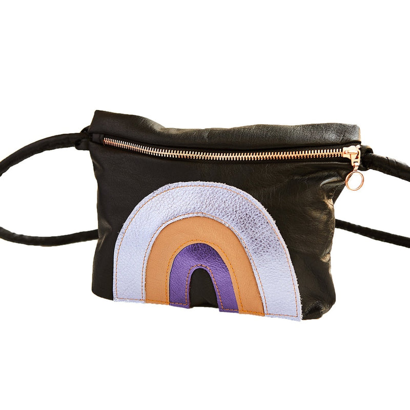 Field Fanny Pack Pastel Rainbow