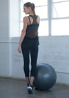 [womens yoga apparel] - NINA B ROZE active apparel