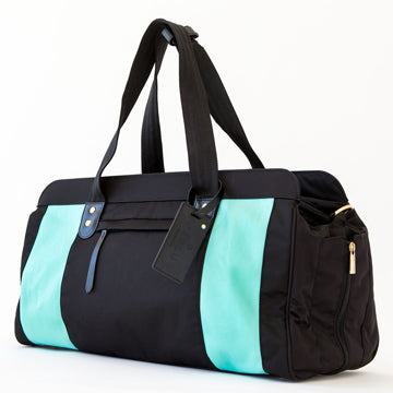The Jessica Bag - Teal